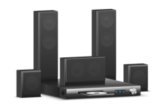 Comparatif audio home cinema