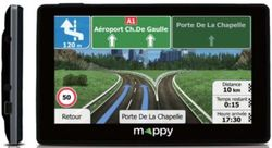 Mappy ITI E431 Western Europe