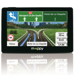 Mappy ITIE438 WEST Europe